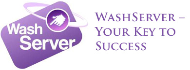 WashServer - Your Key to Success